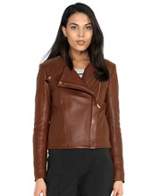 decent-glossy-textured-leather-biker-jacket