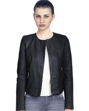 chic-and-modish-round-neck-leather-jacket-for-women