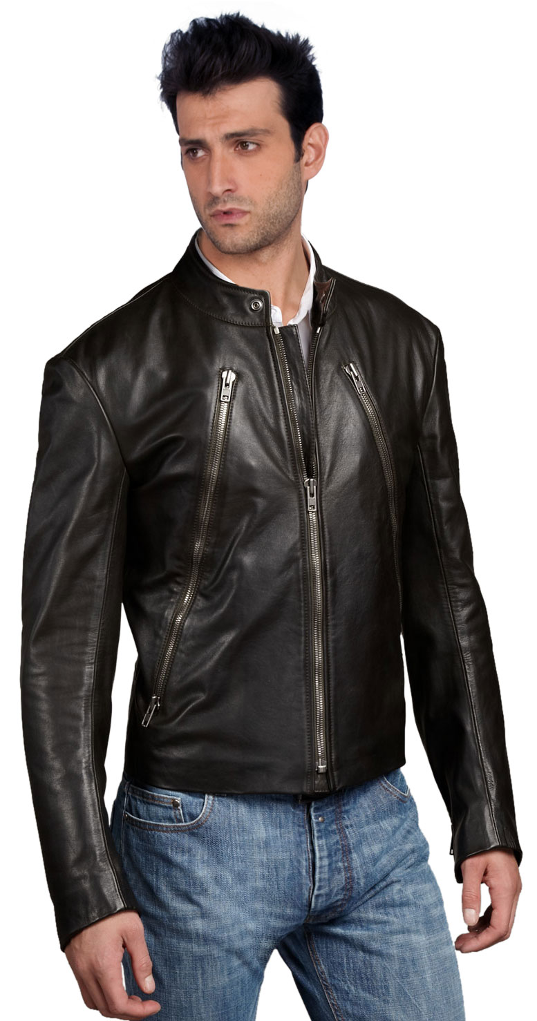 The great thing about a leather jacket — particularly a leather jacket with the versatility of a classic bomber silhouette — is that sense of classic cool it gives the wearer. That's absolutely the case with the Leather Bomber Jacket from Belstaff, yet another worthwhile apparel option to .