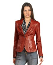 retro-pattern-single-buttoned-official-leather-blazer