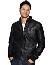 funnel-neck-mens-leather-bomber