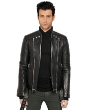 zippered-lapel-mens-leather-bomber-jacket