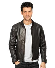 bomber-leather-jacket-for-men-with-band-collar