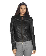 stunning-zippered-cuffs-womens-leather-bombers