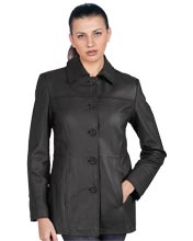 five-button-closure-womens-leather-car-coats