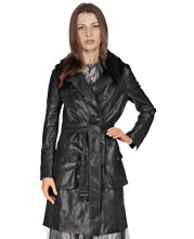 double-breasted-womens-leather-trench-coats