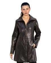 logo-print-lining-womens-leather-coat