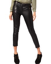 cool-and-urbane-womens-leather-capri-pants