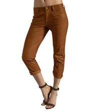 Timeless and Smoking Leather Capri
