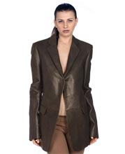 slinky-notch-lapel-corporate-womens-leather-blazer