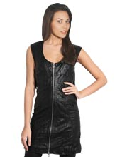 peppy-crumpled-womens-leather-dress
