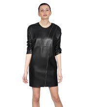 casual-and-chic-leather-dress