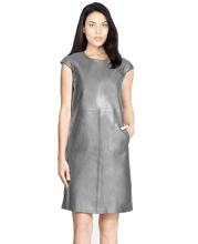 womens-leather-relaxed-fit-a-line-dress