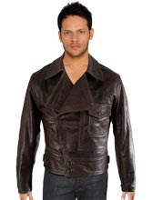 napoleon-collared-mens-leather-jacket