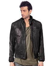 push-button-collared-leather-jacket