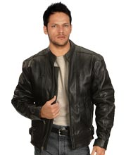 leather-jacket-with-adjustable-elastic-side-loops