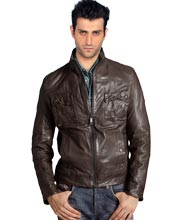 skin-touch-retro-pattern-leather-jacket