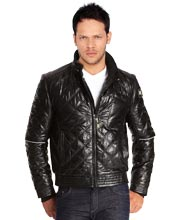 sporty-leather-jacket-with-diamond-tailored-feature