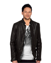 celeb-elan-buttoned-fasting-leather-jacket