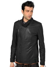 bouncy-leather-jacket-with-zipped-collar