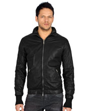 woolen-cuffed-mens-leather-jacket