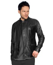 polo-neck-leather-jacket