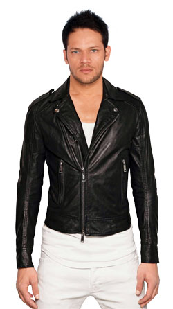 Versatile and Robust Leather Jacket