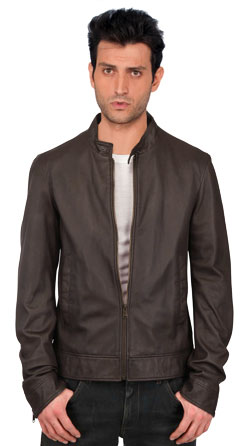 Dazzling and Stylish Leather Jacket