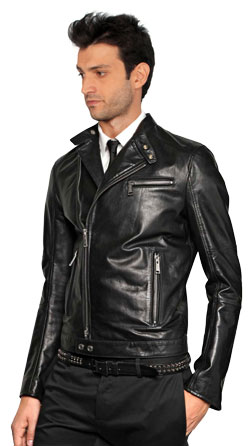 Fine and Lush Leather Jacket
