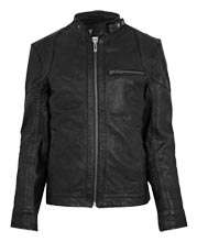 snapping-neck-strap-patterned-mens-leather-jacket