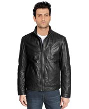 gutsy-and-tough-stand-collar-leather-jacket