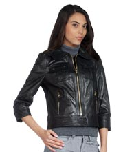 buttoned-cuffs-womens-leather-jackets
