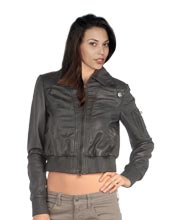 chic-elastic-bottom-womens-short-leather-jackets