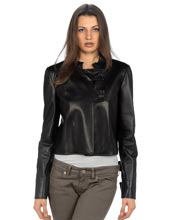 double-buttoned-formal-leather-jacket