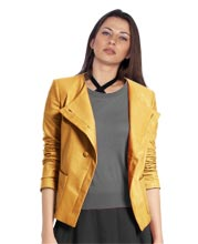Twofold Buttery Leather Jacket