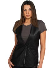 Body-Fitting-and-Sumptuous-Womens-Leather-Vest