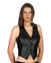 Sexy-and-Stylish-Womens-Leather-Vest