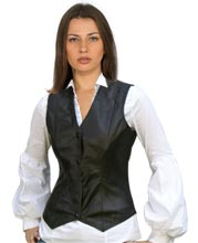 Sexy-and-Modish-Womens-Leather-Vest