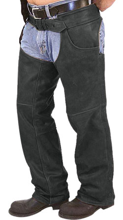 Pant Style Leather Chap for Men