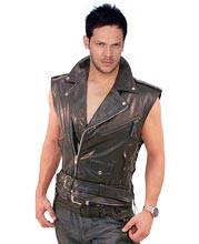 asymmetrical-style-mens-leather-vest