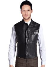 elegant-formal-wear-leather-vest