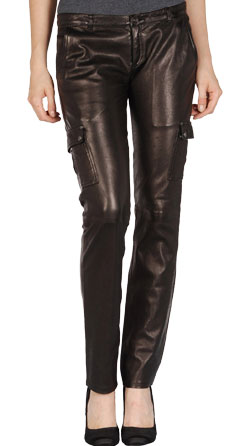 Urbane Haute Leather Pant for Women