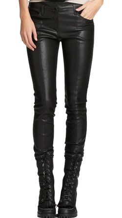 Stylish Skin Tight Leather Pant for Women