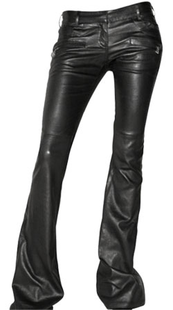 In-Vogue Leather Designer Pants For Women