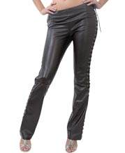 warm-pencil-fit-lace-up-womens-leather-pants