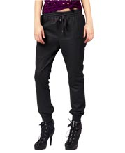 elastic-stretch-cowhide-leather-jogger-trouser