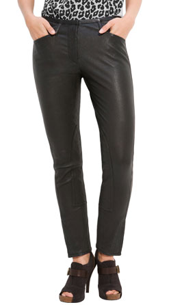 Fresh and Stunning Looking Leather Pant