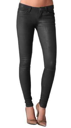 Sexy Skinny Women Leather Pant