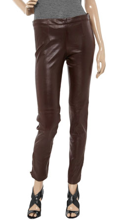 Elegant and Inexpensive Leather Pants