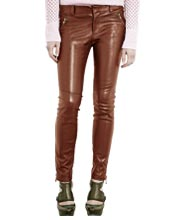 dazzling-leather-pant-with-slanted-zip-front-pouch